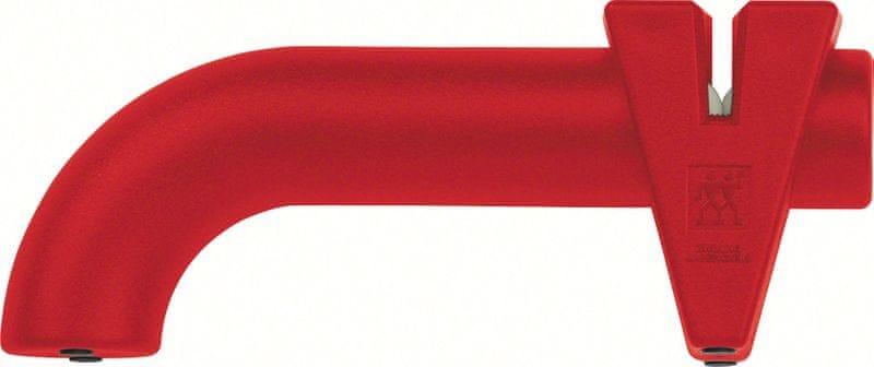 Zwilling Brousek na nože červený