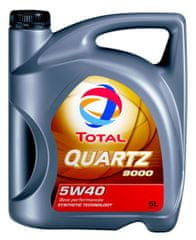 Total motorno ulje Quartz 9000 5W-40, 5l