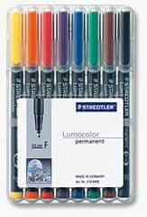 Staedtler Permanentni flomaster Lumocolor F perm 8/1