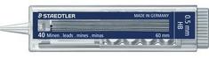 Staedtler Mine za svinčnike Mars micro 05-HB, 40 minic