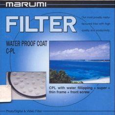 Marumi Filter CPL z vodoodbojnim premazom (WPCPL) - 55mm