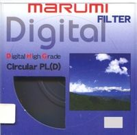 Marumi Filter DHG polarizacijski PL(D) - 72mm