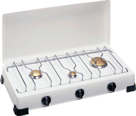 Gorenc Namizni kuhalnik 923, 3 plini, z varovanjem