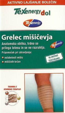 Texenergy Grelec mečnih mišic Texenergy, M