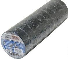 Izolirni trak črni AM-3437, 10 kosov