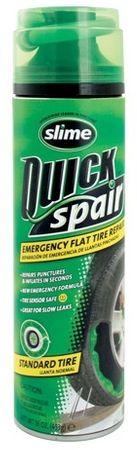 Slime Sredstvo za krpanje predrtih pnevmatik Quick Spair