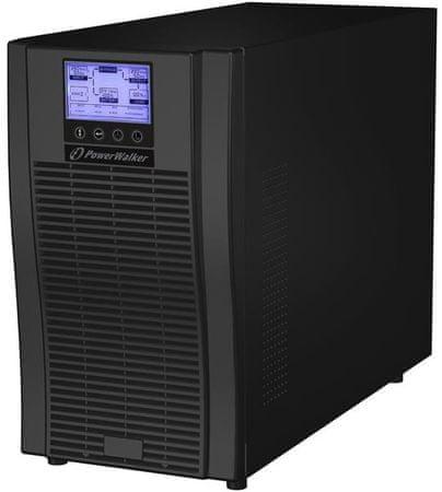 BlueWalker Brezprekinitveno napajanje UPS PowerWalker Online VFI 2000T LCD