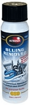 Autosol čistilo izpuha Bluing Remover