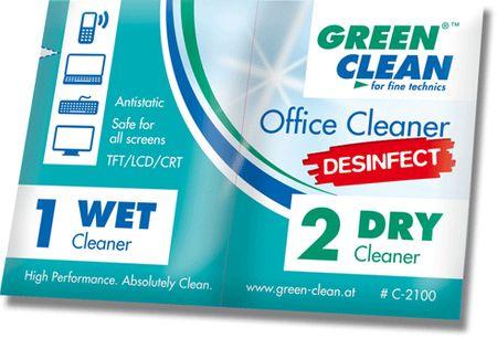 Green Clean Čistilo za plastiko, steklo, kovino C-2100-10