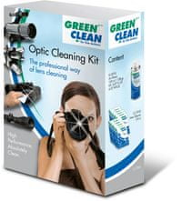 Green Clean Set za čiščenje optike LC-7000