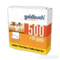 Goldbuch Foto nalepke 2x 500kos