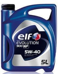 Elf Ulje Evolution 900 NF 5W-40, 5 l