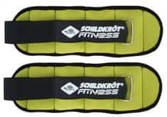 Schildkröt Uteži za zapestja in gležnje Schildkrot Fitness, 0,5 kg