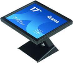 iiyama LED monitor T1731SR-B1 na dotik, črn