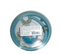 Gorenc Cev za plin Gorenc, 3 m, regulator, ključ, 2 objemki, 2 tesnili