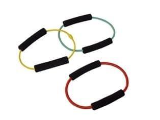 Sissel Elastični obroč Fit-Ring zelena/močna