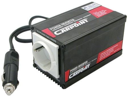 CarPoint pretvornik 12-230V, 150 W