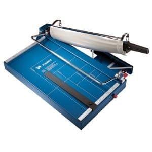 Dahle Giljotina za rezanje papirja z vrtljivim varovalom 567 550 mm