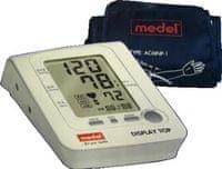 Medel Nadlaktni merilnik krvnega tlaka Medel, Display Top