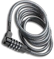 Kryptonite Ključavnica KryptoFlex 815 Combo
