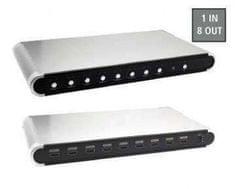 Gebl Ročni HDMI preklopnik za HDTV G&BL 6036 - Odprta embalaža