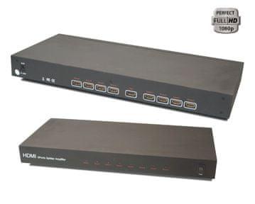 Gebl Razdelilec HDMI Gebl 6110, 8 izhodov