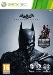 Warner Bros Batman: Arkham Origins / Xbox 360