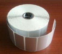 Zebra Nalepke za tiskanje Z-Ultimate 3000T 50 mm x 25 mm, srebrne