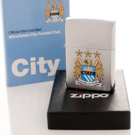 Manchester City FC zippo FC Manchester City