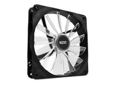 NZXT Ventilator za ohišje FZ-140 White LED, 140 mm