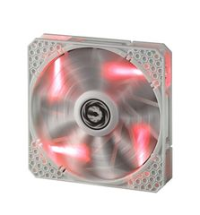 BitFenix Ventilator za ohišje Spectre PRO, 140 mm, belo-rdeč