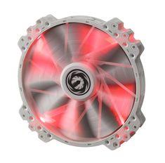 BitFenix Ventilator za ohišje Spectre PRO, 200 mm, belo-rdeč
