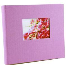 Goldbuch Foto album La Vita, 29 X 25 cm, 60-stranski, roza