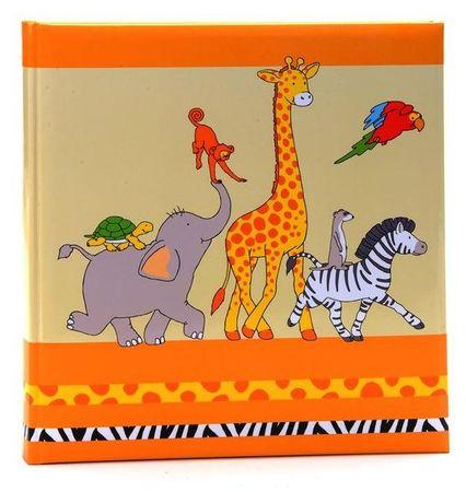 Goldbuch Foto album Funny Animal, 30 X 31 cm, 60-stranski, afriške živali
