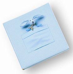 Goldbuch Foto album Hase, 30 X 31 cm, 60-stranski, z zajčkom