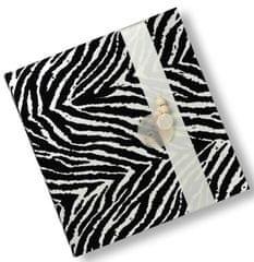 Goldbuch Foto album Zebra, 30 X 31 cm, 60-stranski, črno-bel