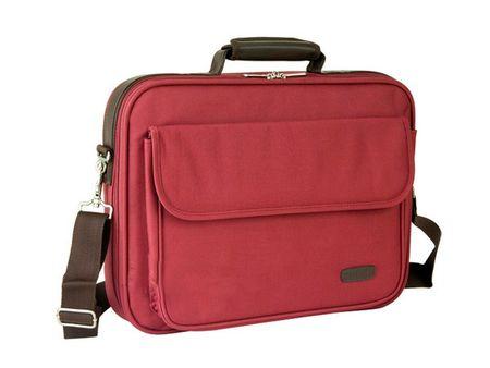 """Miracle torba za prenosnik NH-1031, rdeča, 39,6 cm (15,6"""")"""