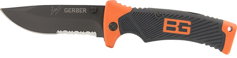 Gerber Bear Grylls Folding Knife (Sheath)