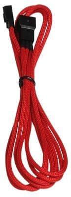 BitFenix Podaljšek 3-pinski, 90 cm, rdeč