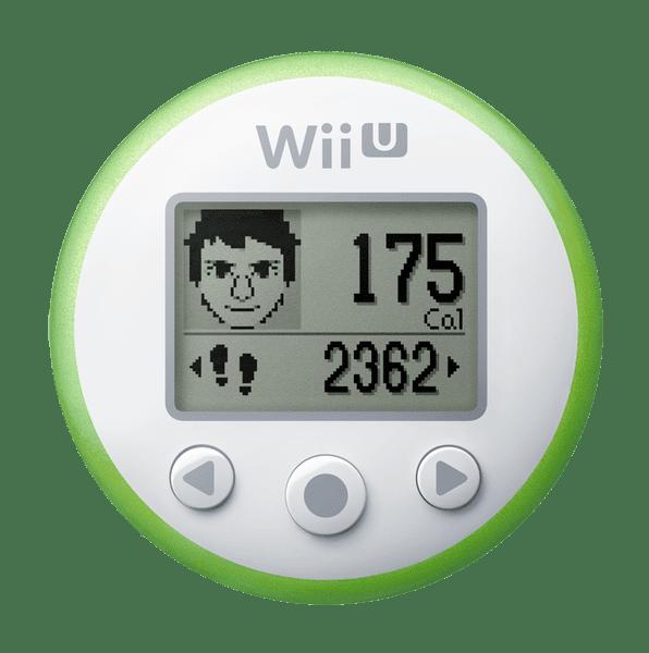 Nintendo Wii U Fitmeter - zelený / WiiU - II. jakost