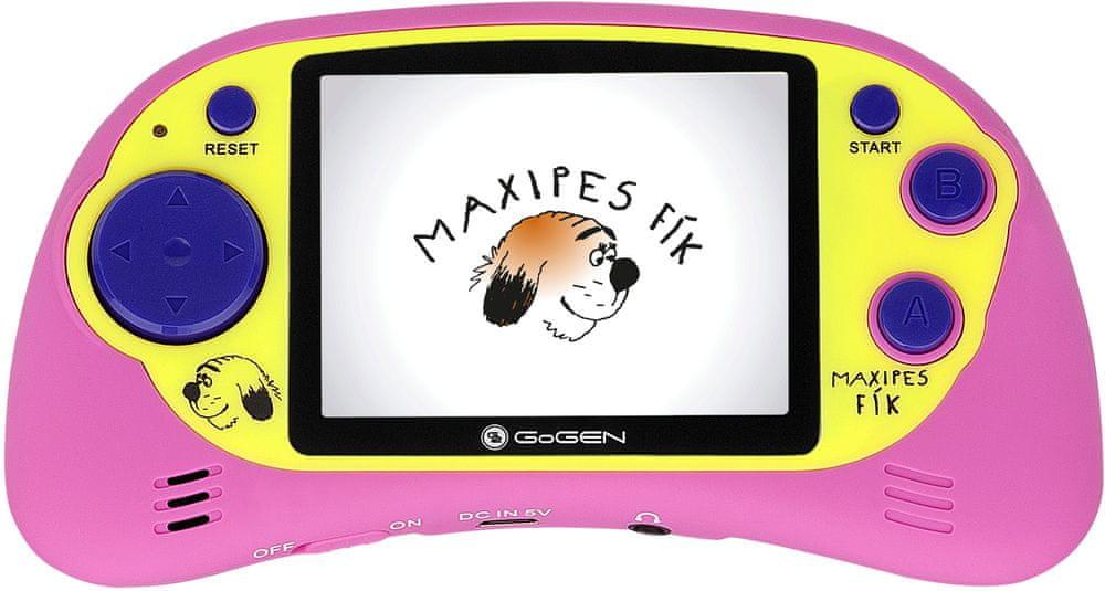 GoGEN Kapesní hra MAXI HRY 150 P Maxipes Fík