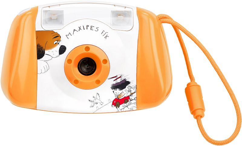 GoGEN Dětský digitální fotoaparát MAXI FOTO oranžový