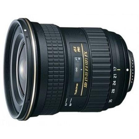 Tokina Objektiv ATX F4,0, 17-35 mm, Pro FX C/AF (za Canon)