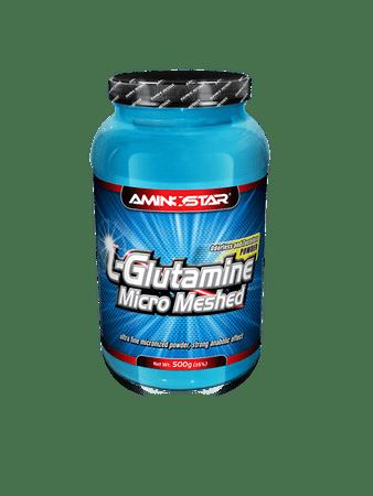 Aminostar L-Glutamine 500 g