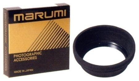Marumi Sončna zaslonka gumijasta, 62 mm