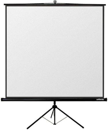 Reflecta Projekcijsko platno Crystalline Tripod 125 x 125 cm (87654)