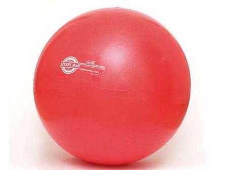 Sissel Žoga Exercice Ball, 55 cm Rdeča