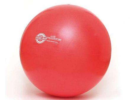 Sissel Žoga Exercice Ball, 65 cm Rdeča