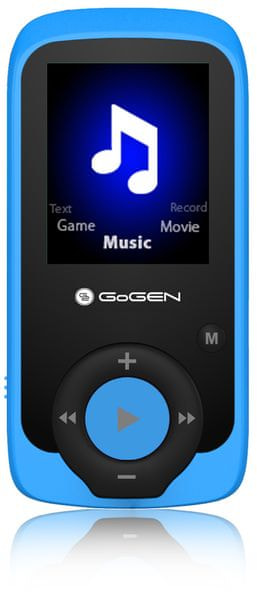 GoGEN MAXI MP3 / 4 GB (Blue)