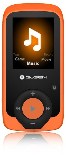 GoGEN MAXI MP3 / 4 GB (Orange)